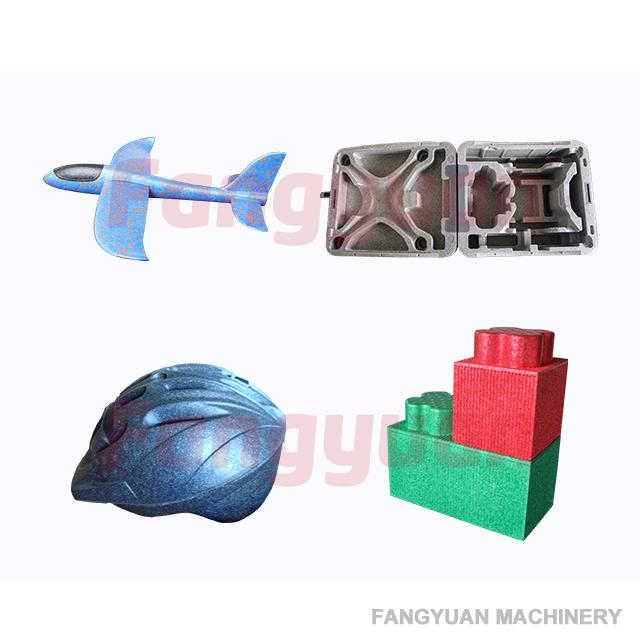 快速模具更换系统EPP形状成型机