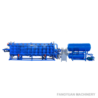 Fangyuan expanded polystyrene eps block machine for building